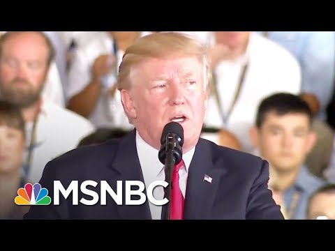 New Facts Uncovered About Donald Trump FBI Pick, Confirmation Vote Looms | Rachel Maddow | MSNBC