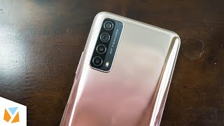 Huawei Y7a Unboxing and Hands-On