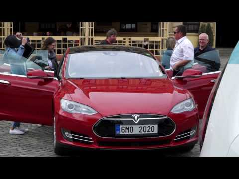2. setkání elektro aut v Olomouci