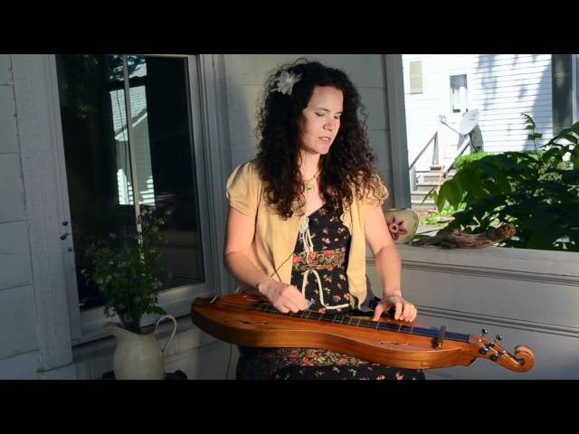 Appalachian Dulcimer - Amy Fabbri - The Mountain Traditions Project