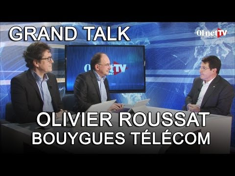 Interview d'Olivier Roussat