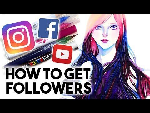 How to get Followers | 10 BasicTips