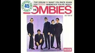 THE ZOMBIES - I WANT YOU BACK AGAIN - 7' Single (1965) HiDef :: SOTW #191