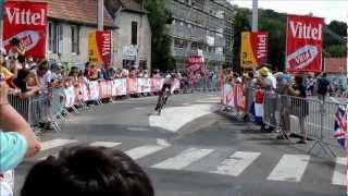 preview picture of video 'Tour De France 2012 Besançon'