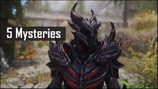 Skyrim: 5 Unsettling Mysteries You May Have Missed in The Elder Scrolls 5 (Part 4) – Skyrim Secrets