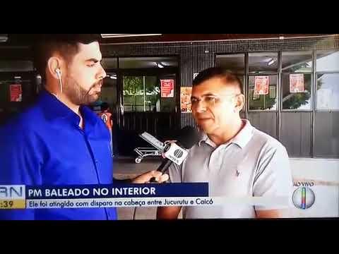 DIRETOR DA APBMS EXPLICA CIRURGIA DE PM BALEADO