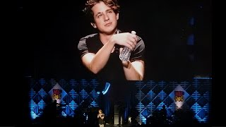 Jingle Ball Charlie Puth- DOES IT FEEL (NEW SONG)  San Jose 12/1/2016