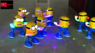 Banana Dancing Minions ✪ Minions Toy - Videos for Kid