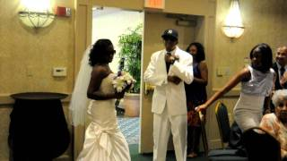 COLSON Bridal Party Reception Entrance ***A MUST SEE*** Jay-Z & Beyonce Tribute