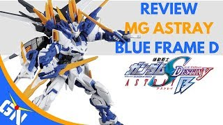Review: MG 1/100 Astray Blue Frame D