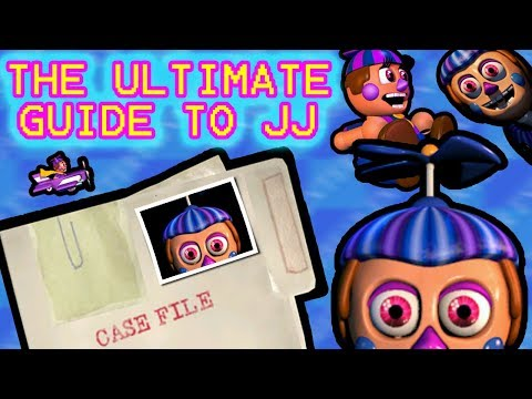 The Ultimate Guide to JJ