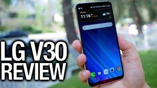 LG V30 Review: The Media Monster | Pocketnow