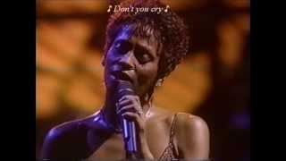 Whitney Houston (LIVE) 'Porgy/Summertime'