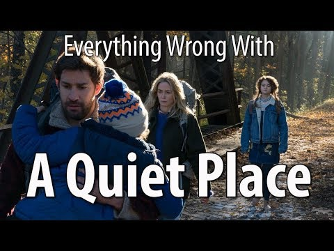 Download Everything Wrong With A Quiet Place In 13 Minutes Or Less HD Mp4 3GP Video and MP3