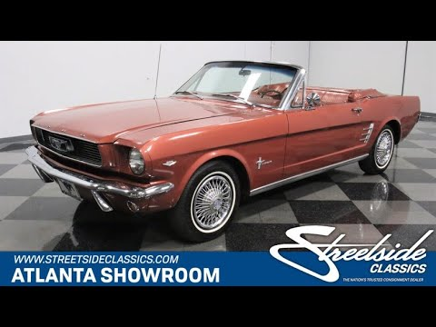 1966 Ford Mustang (CC-1421863) for sale in Lithia Springs, Georgia
