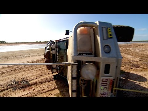 4×4 Recovery Goes Seriously Wrong PART 2 – What Happens Next?