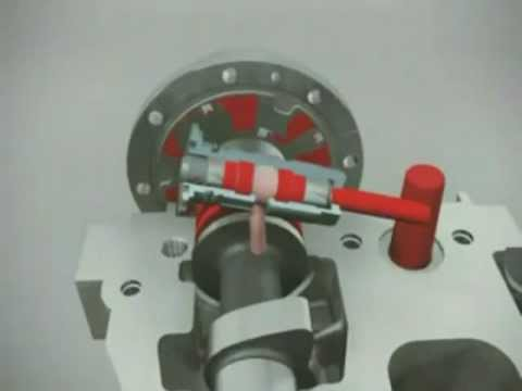 Фото к видео: Работа системы Ti-VCT двигателя Ford 1.6 л. 115 л.с.