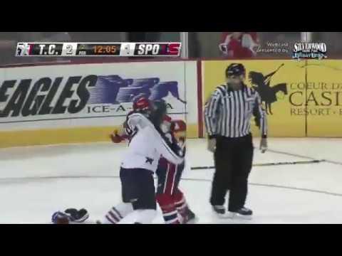 Riley McKay vs. Brendan O'Reilly