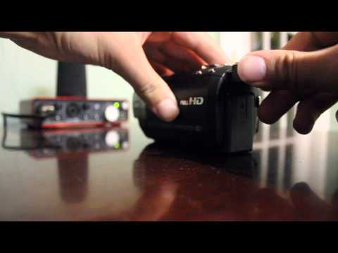 Panasonic HC-V720 Camcorder