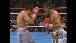 Легендарные бои — Баррера-Моралес (Бой десятилетия) | FightSpace