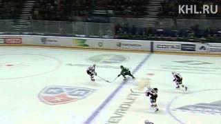 Салават Юлаев - Динамо Рига 7:3 / Salavat Yulaev - Dinamo Riga 7:3
