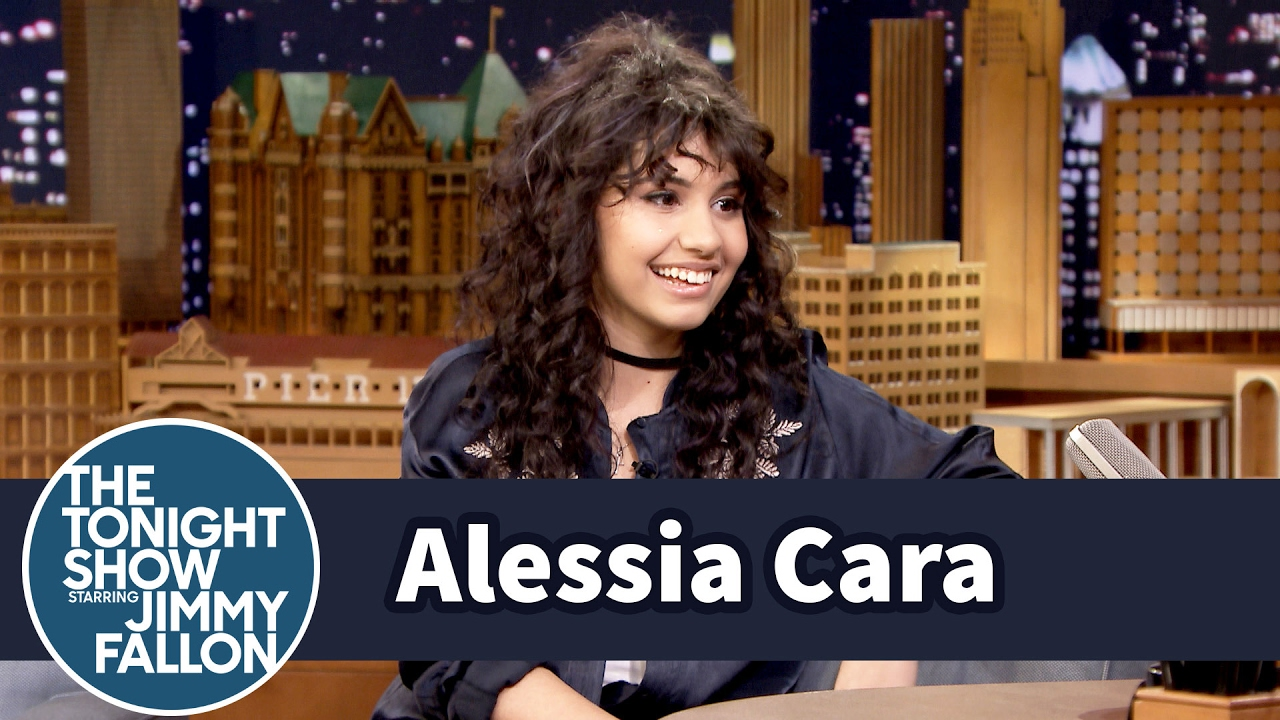 Alessia Cara Predicted She'd Be on The Tonight Show and SNL thumbnail