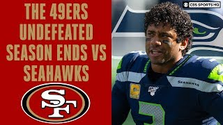 Seahawks WILL END 49ers Perfect Season on NFL Monday Night Football | CBS Sports HQ