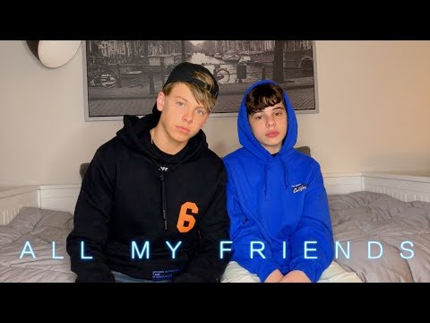 All My Friends - 21 Savage Ft. Post Malone | Carson Lueders & Christian Lalama (Cover) - Christian Lalama