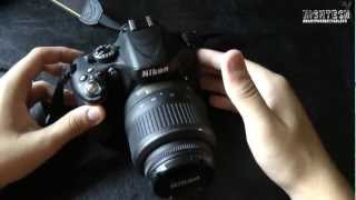Review: Nikon D5100 Digitalkamera - SLR | HighTechX