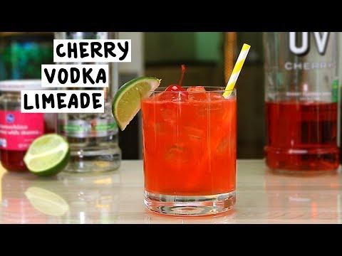 Video Cherry Vodka Limeade