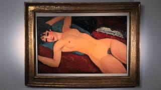 Nu Couché (Modigliani)