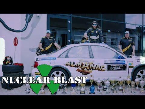 ALMANAC - Predator (OFFICIAL LYRIC VIDEO)