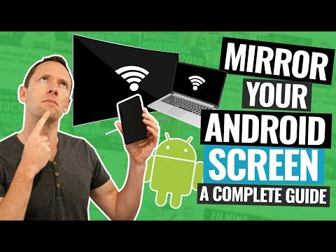 , title : 'Android Screen Mirroring - The Complete Guide!'