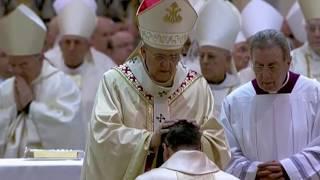 Resumen de la ordenación episcopal de los nuevos obispos auxiliares (17-02-2018) | Kholo.pk