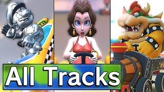 Mario Kart Tour - All Tracks Unlocked 200cc (SNES, N64, GBA, GCN, DS, 3DS) Ver. 1.0.1