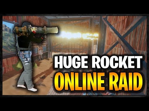 HUGE ROCKET ONLINE RAID | Rust Raid Diary S7E5 Final Mp3