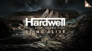 Hardwell Feat. JGUAR   Being Alive