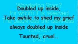 Portishead   Wandering Star Lyrics