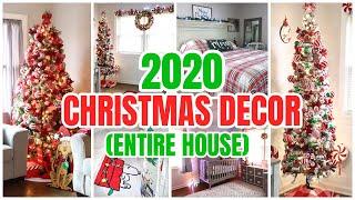 CHRISTMAS DECOR TOUR 2020 ENTIRE HOUSE