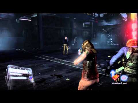 Let's play RESIDENT EVIL 6 [LEON] #25 - Final Countdown