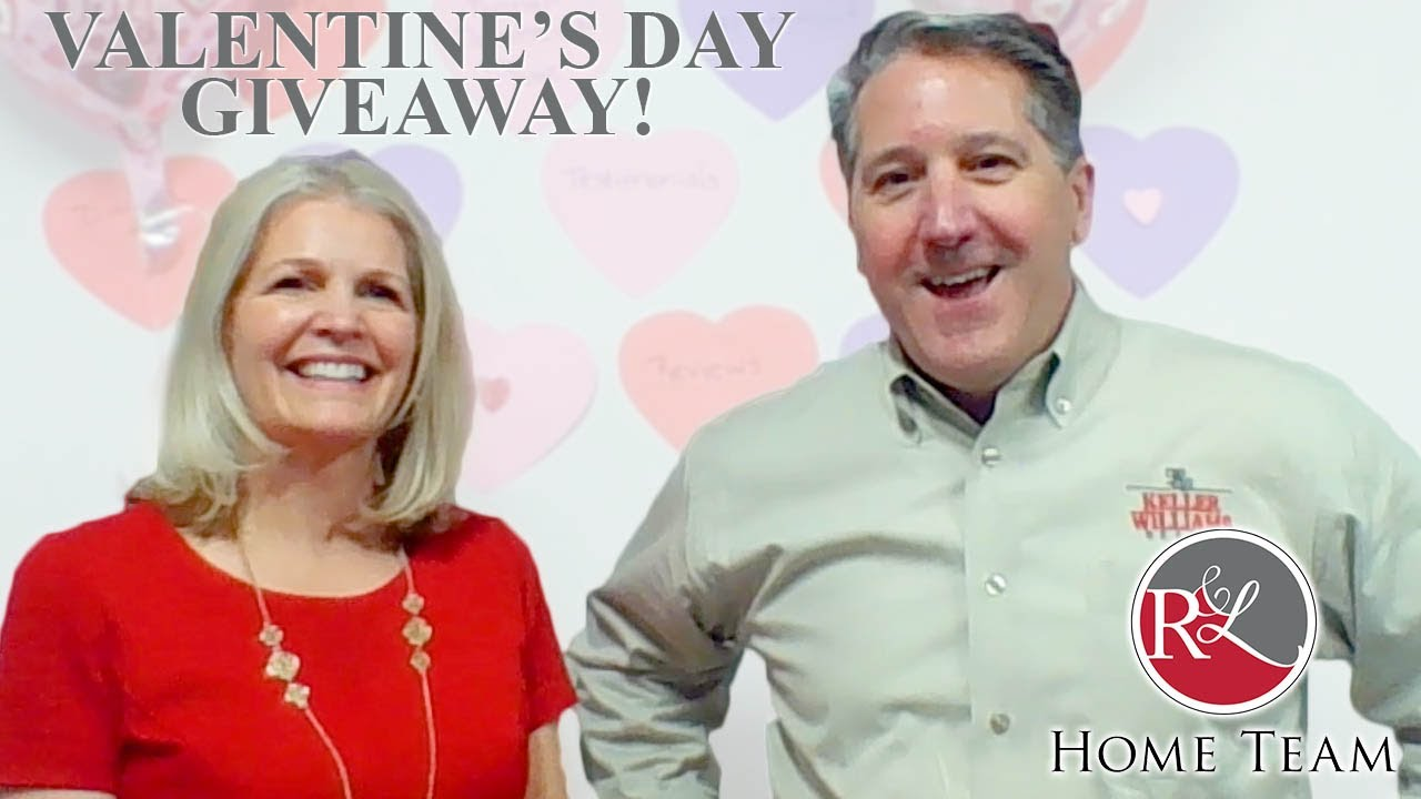 Enter Our Valentine's Day Giveaway