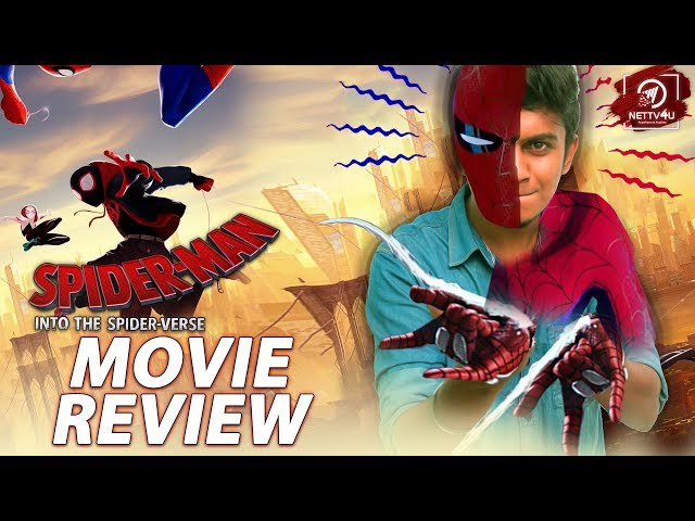 Spider-Man: Into The Spider-Verse - Review   Marvel Studios