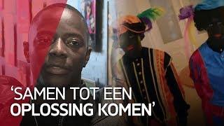 Chivv maakt rap tegen Zwarte Piet