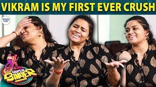 நானும் VIKRAM-மும்...? | Punya | Super Singer Season 7 | Vijay Television | LittleTalks