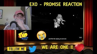 EXO - Promise | 약속 (EXO 2014)  REACTION