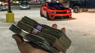 Buying back the car that started everything..