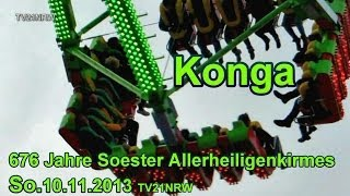 preview picture of video 'Konga 676 Jahre Soester Allerheiligenkirmes So.10.11.2013 TV21NRW'