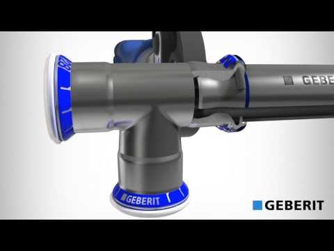 Geberit Mapress (Edelstahl/stainless steel) - Installation