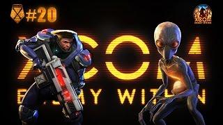 XCOM Enemy Within cz20 MOD Przechwycenie UFO
