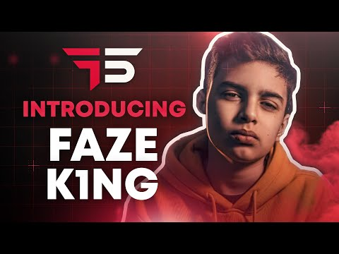 Introducing FaZe K1nG – #FaZe5 Winner
